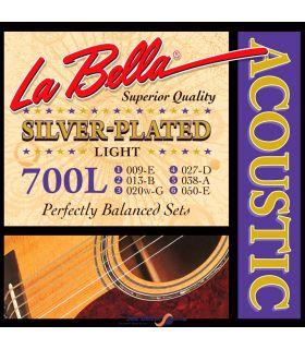 سیم گیتار آکوستیک لا بلا مدل 700L