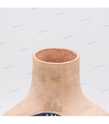 کوزه (اودو) یدالهی مدل پوست دار