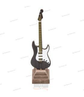 گیتار الکتریک دکوری چوبی مدل S1