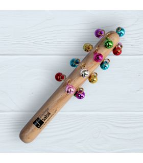 زنگوله ی دستی رنگی Colorful Sleight Bells صبا