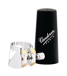 کلاهک پلاستیکی کلارینت با بست نقره ای وندورن مدل LC01P