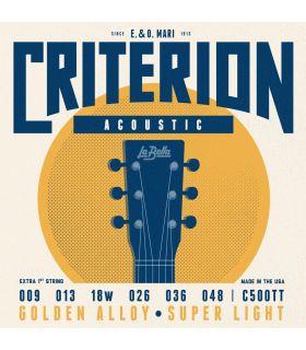 سیم گیتار آکوستیک لابلا مدل C500TT