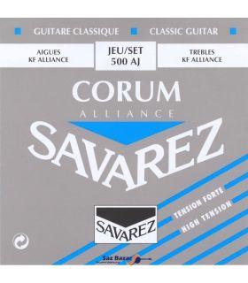 سیم گیتار کلاسیک ساوارز مدل 500AJ