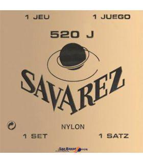 سیم گیتار کلاسیک ساوارز مدل 520J