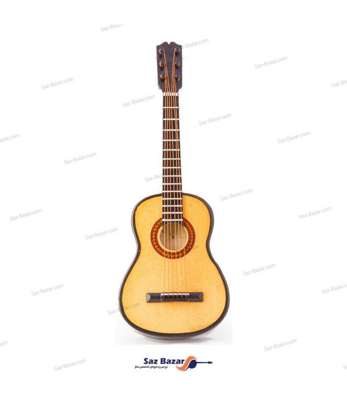 گیتار دکوری جعبه دار