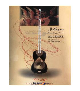 کتاب سبکبال اثر کیوان ساکت